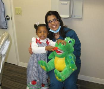 Sedation Dentistry for Kids from Sona J. Isharani, DDS in greensboro nc