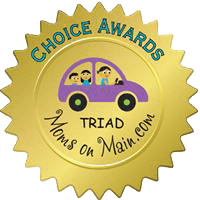Triad Moms on Main Logo