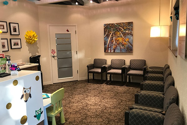 Sona J. Isharani, DDS, Office Tour Client Patient Lounge 6