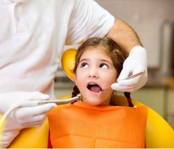 child's first checkup to dentist, Pediatric Dental Office Greensboro