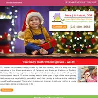 December Newsletter - 2017
