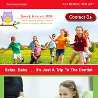 July Newsletter - 2017