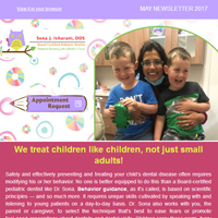 May Newsletter - 2017