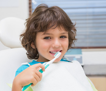 Children's Dental Cleaning in Greensboro NC area