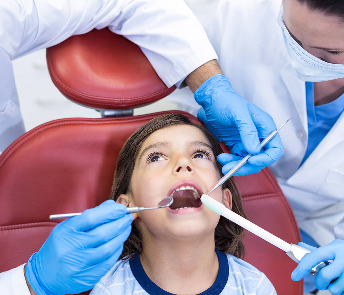 Pediatric Dentist in Greensboro Area Makes Teeth Cleanings for Kids Fun