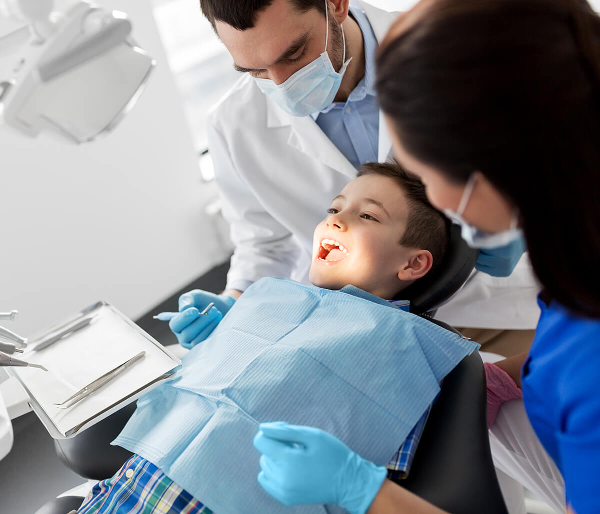Dental Sealant for Kids Greensboro NC Area