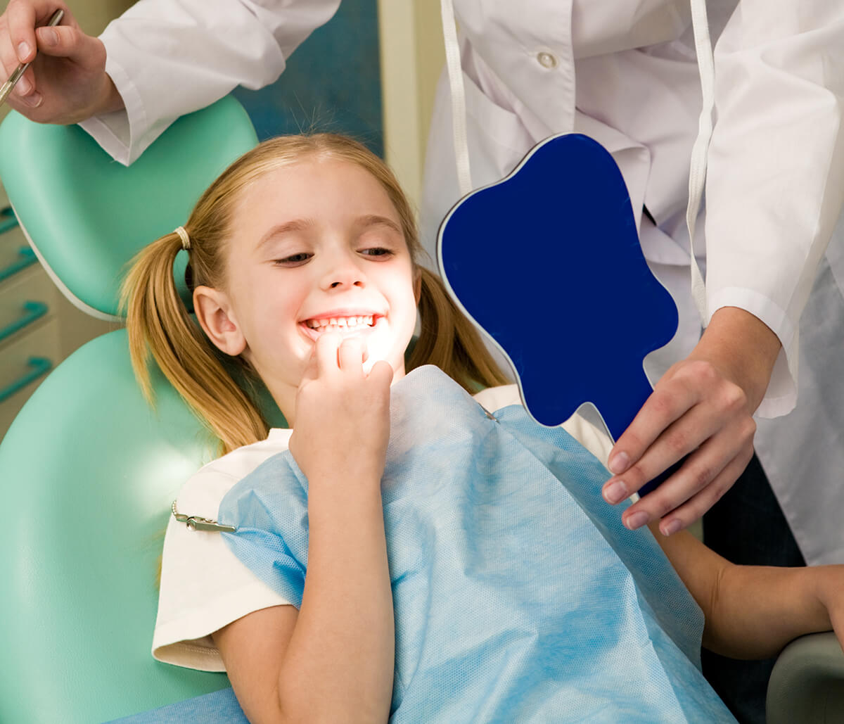 Treating Kids Cavities in Greensboro Area