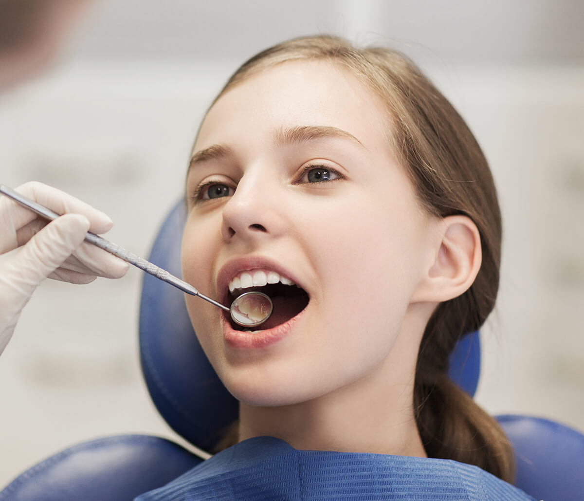 Kids Teeth Cleaning at Triad Pediatric Dentistry in Greensboro NC Area