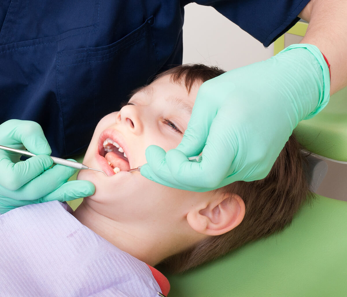 Kids Dental Extractions at Triad Pediatric Dentistry in Greensboro NC Area