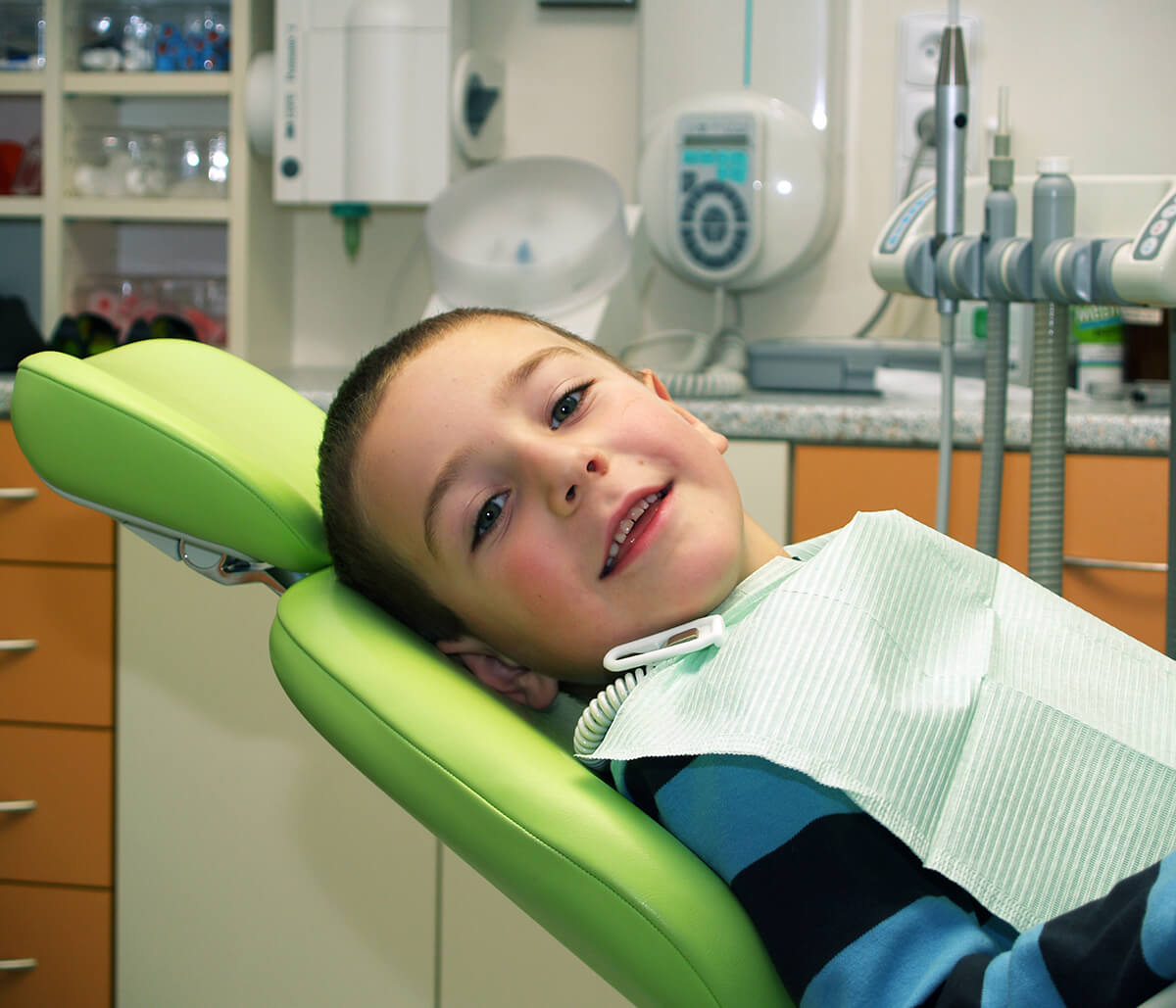 Kids First Time Dental Visit at Triad Pediatric Dentistry in Greensboro Area