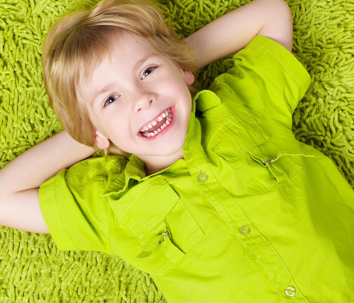 Pediatric Dental Sealants at Triad Pediatric Dentistry in Greensboro NC Area