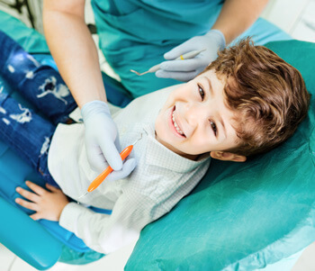 Kids First Dental Appointment in Greensboro Area